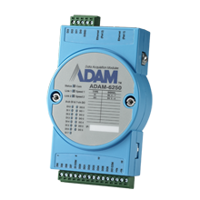Intelligent Ethernet I/O Modules: ADAM-6200